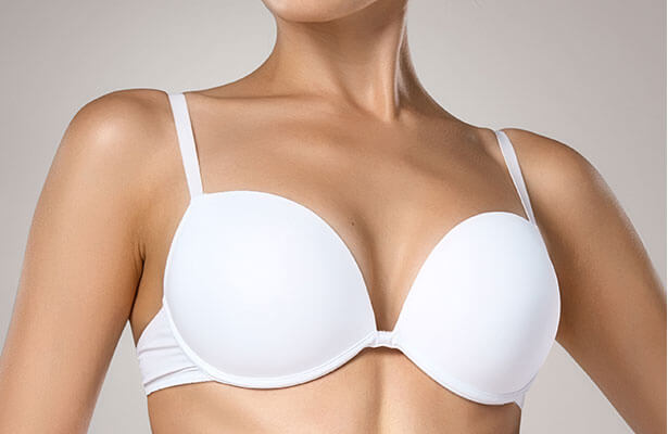 breast augmentation flawless result at salameh plastic surgery