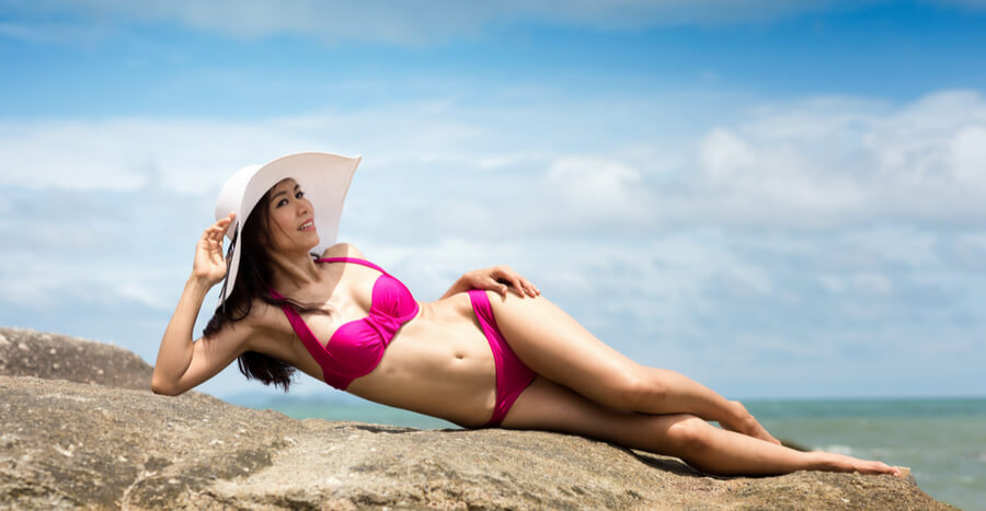 Remove unwanted fat with liposuction