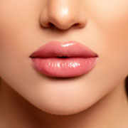 Woman's Full Luscious Lips