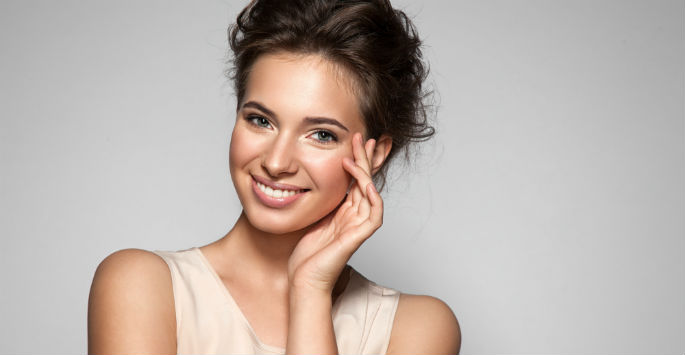 gorgeous woman good candidate for botox bowling green