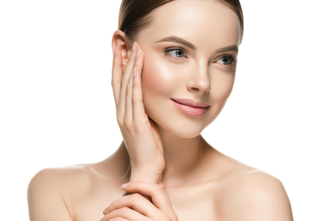 A woman who looks great after successfully preparing for cosmetic surgery