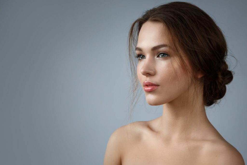 A woman with great skin who knows Botox facts
